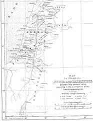 خارطة تعود إلى العام 1890 تظهر اسم