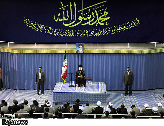Ayatollah Khamenei:Sacrilege Revealed West's True Face