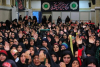 Students held Arbaeen mourning ceremony before Imam Khamenei