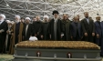 Iranians hold funeral ceremony for Ayatollah Rafsanjani