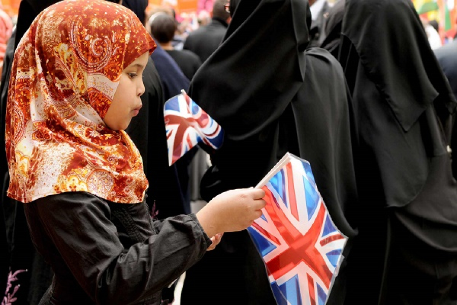 British Cities Stand Together in Face of Islamophobic Threat