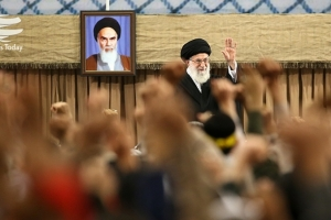 Iran's show of national might disappoints enemies: Ayatollah Khamenei