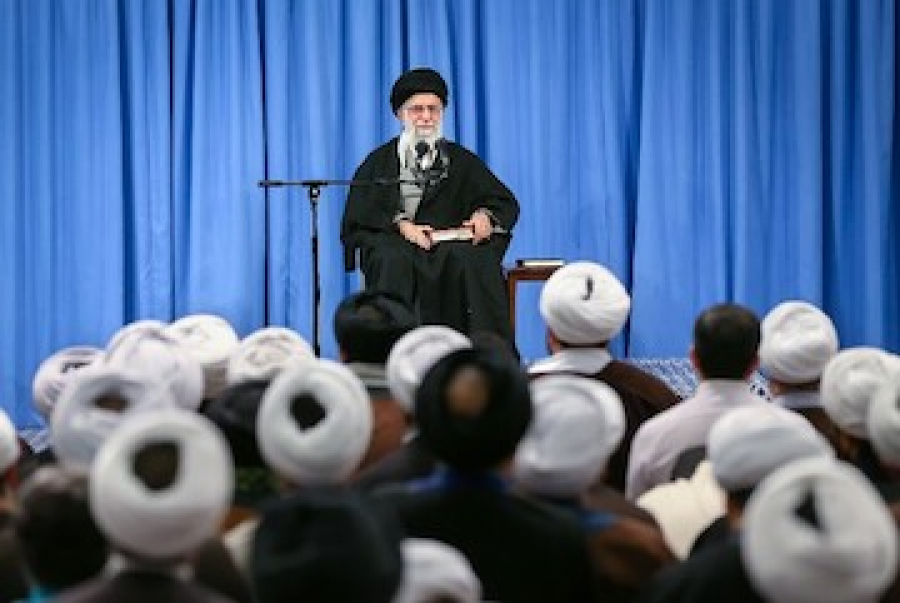 Imam Khamenei's advice regarding Ramadan and the quip of a young seminary student
