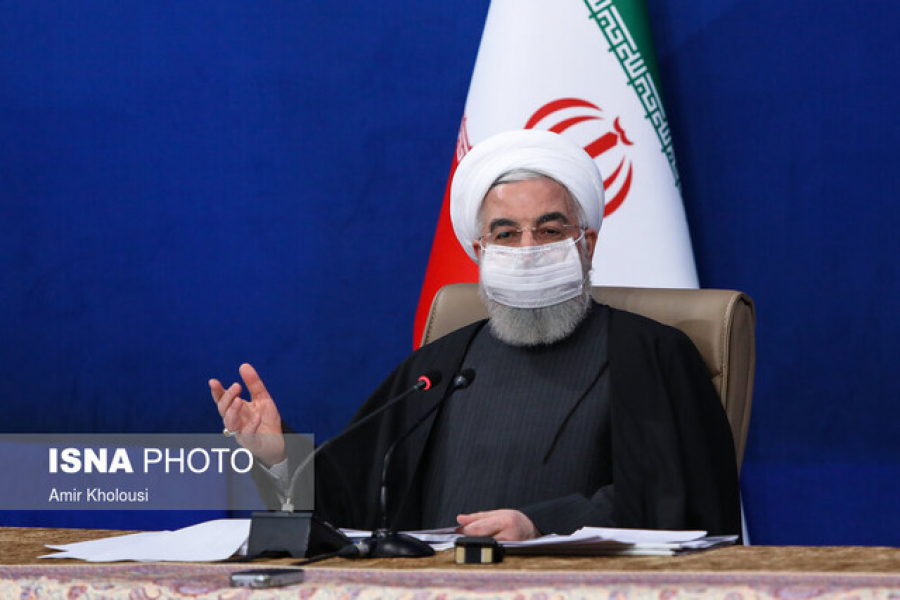 60 million people to receive COVID-16 vaccine in 4 phases: President Rouhani