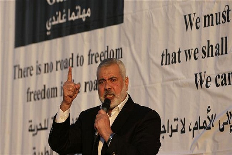 Protests to Go On until Gaza Siege Ends: Hamas