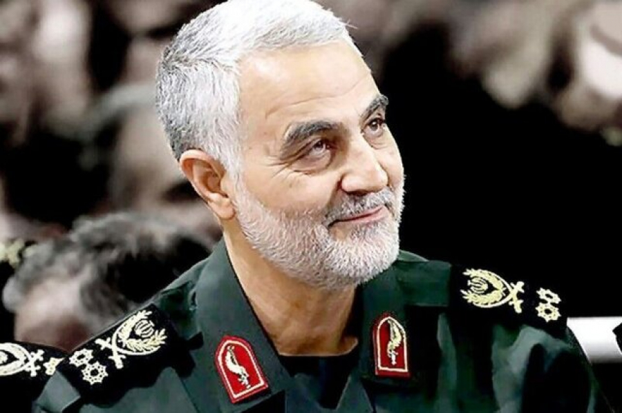 Hamas arrests a Palestinian for insulting Gen. Soleimani