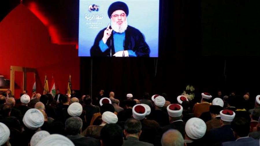 Nasrallah: US offered Hezbollah money to cede resistance