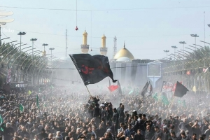 25 terrorist groups busted during Arba'een rituals: Iran minister
