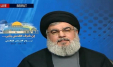 Regional crises serve Israeli interests: Nasrallah