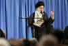 The Zionist regime will perish in the near future: Imam Khamenei