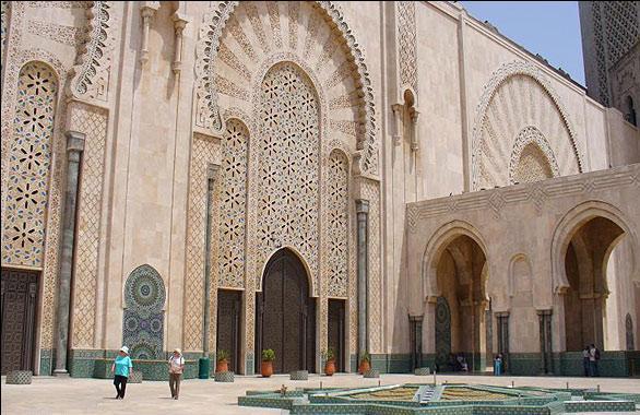 مسجد حسن دوم – كازابلانكاي مراكش