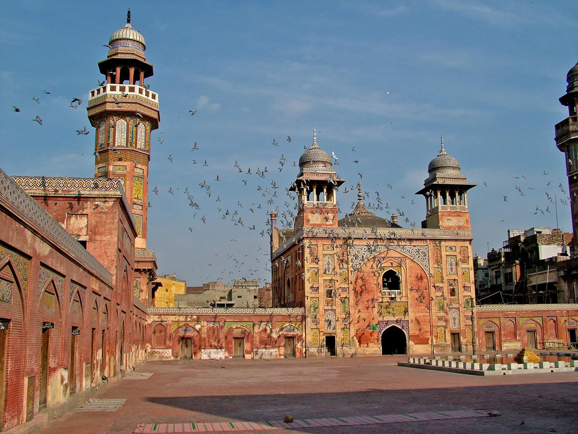 Quel maledetto aereo per Lahore