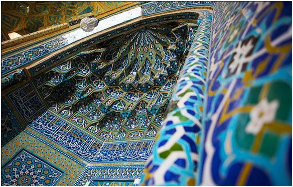 مسجد جامع یزد - ايران